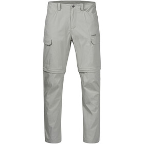 Bergans Utne Pantalón Zip-Off Hombre, light green mud